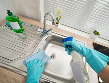 Kitchen Cleaning Services Dubai