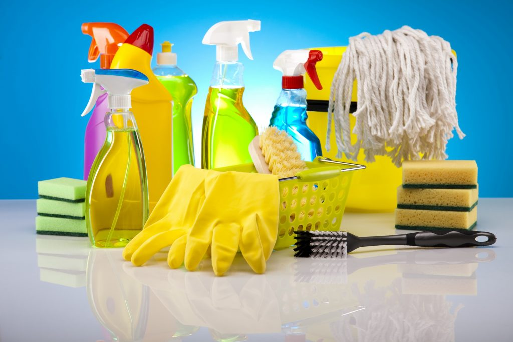 Kitchen cleaning service in Dubai
