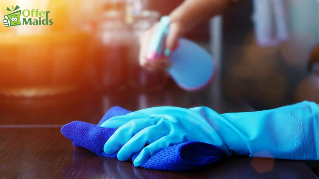 disinfection services Dubai